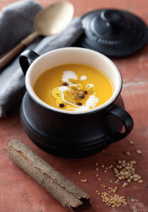 Spiced Butternut Squash Soup Andrew Rudd