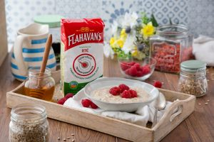 Flahavan's get behind RTÉ Operation Transformation Free Porridge Day!