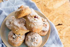 How to Make Scones Masterclass with Patrick Ryan, scones, I Love Cooking, Patrick Ryan, Firehouse Bakery