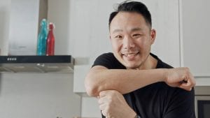 Kwanghi Chan, I Love Cooking Ireland, Modern Asian Cooking
