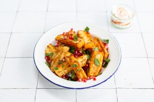 Halloumi Fries, I Love Cooking recipes, Halloumi
