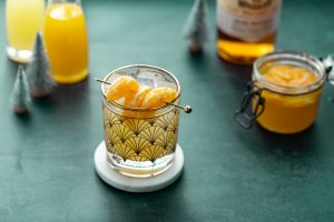 Old Street's Mandarin, Ginger & Whiskey Sour